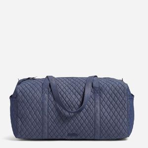Vera Bradley Large Quilted Duffle